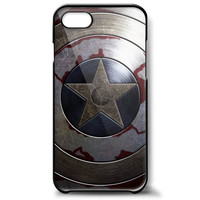 Captain America ,Winter Soldier For iPhone 7 Case