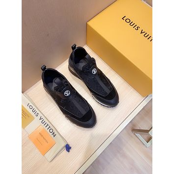 lv louis vuitton womans mens 2020 new fashion casual shoes sneaker sport running shoes 377