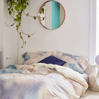 Chelsea Victoria For DENY Unicorn Marble Duvet Cover | Urban Outfitters