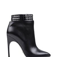 Sergio Rossi Pilotis Pointed Toe Boot - Ankle Boots - ShopBAZAAR