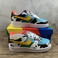 Morechoice Tuhz Ben Jerry X Dunk Low Sb Chunky Dunky Sneakers Casual Skaet Shoes Cu3244-100