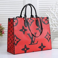 LV Louis Vuitton women's tote bag shopping bag handbag shoulder bag