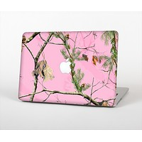 """The Pink Real Camouflage Skin Set for the Apple MacBook Air 13"""""""