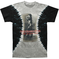 Doors Men's  Lizard King Tie Dye T-shirt Multi Rockabilia