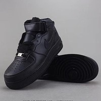 Trendsetter Nike Air Force 1'07  Women Men Fashion Casual Old Skool High-Top Shoes