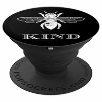 Bee Kind Kindness PopSocket - PopSockets Grip and Stand for Phones and Tablets