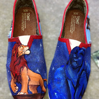 Lion King Shoes