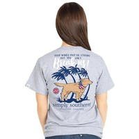 Hurricane Can't Break Us - F19 - SS - Adult T-Shirt