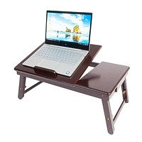Adjustable Computer Desk with Tray