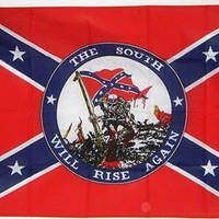 The South Will Rise Again Flag