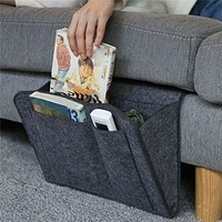 NEW Felt Bedside Storage Organizer Hanging Caddy