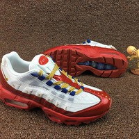 "NIKE AIR MAX 95 ""Iron Men"" Men Running Shoes Sneaker"