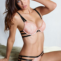 Chantilly Lace Strappy Thong Panty - Very Sexy - Victoria's Secret