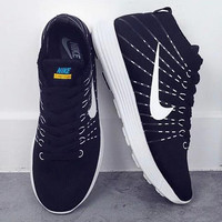 """Nike"" Fashion Breathable Flats Sneakers Sport Shoes"