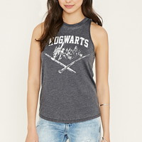Hogwarts Graphic Tank