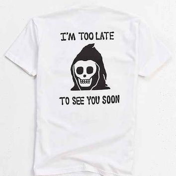 Valley Cruise Press X eleVATor Too Late Tee