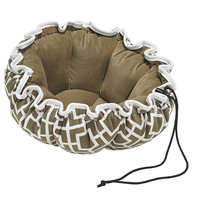 Buttercup Dog Beds-Shades of White