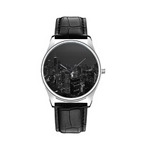 City Skyline Watch for Men