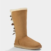 UGG Bailey Bow Tall Boots 1007308 Chestnut
