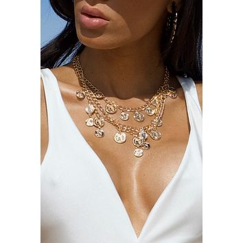 Down For It Necklace