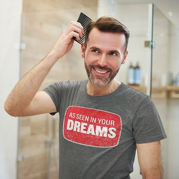 As Seen In Your Dreams Tri-Blend T-Shirt