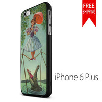 Haunted Mansion Stretching Painting Disney iPhone 6 Plus Case