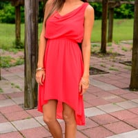 The Salsa Dress, Red