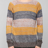 Truehit Marble Stripe Sweater - Urban Outfitters
