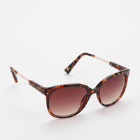 Urban Outfitters - Breeze Cat-Eye Sunglasses