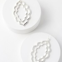 Cantoria Silver Earrings