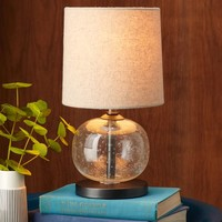 Mini Abacus Table Lamp - Clear