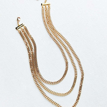 Frasier Sterling Versace Layering Necklace | Urban Outfitters