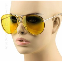 AVIATOR SUPER POSHE TWIRL VINTAGE Fashion Designer Men Women Eyewear Sunglasses
