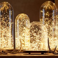 Glowing Starry String Lights | Restoration Hardware
