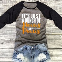 It's Just a Bunch of Hocus Pocus Graphic Tee