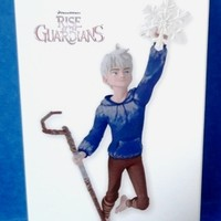 2012 Jack Frost Rise of the Guardians Hallmark Retired Ornament