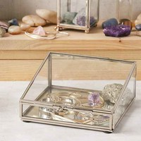 Mirror Bottom Display Box