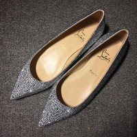 DCCK2 Cl Christian Louboutin Flat Style #725