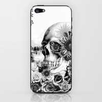 Reflection iPhone & iPod Skin by Kristy Patterson Design
