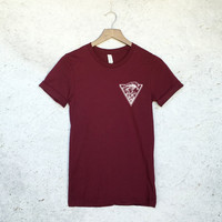 Pocket Beach Waves T-Shirt