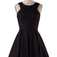 Holly Golightly Fitted Cocktail Dress