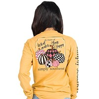 Do More of What Makes You Happy - SS - Adult Long Sleeve