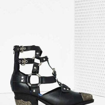 Jeffrey Campbell Temeku Leather Boot