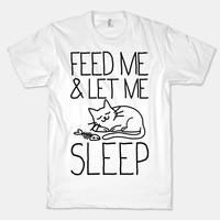 Feed Me and Let me Sleep