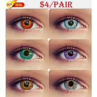 Low Price Promotions--Contact Lenses for Eyes [9303677386]