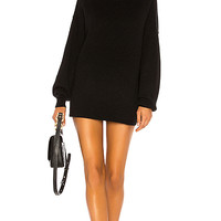 Free People Softly Structured Tunic in Black   REVOLVE