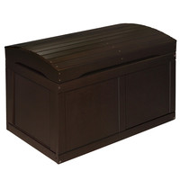 You should see this Barrel Top Toy Chest in Espresso on Deals + Modern Design Ideas | AllModern