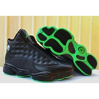 Air Jordan Retro 13 Altitude Gs Wolf Grey Man Basketball Shoes Gg Brand Og 13s Sneaker Eur 36 47