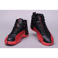 "Air Jordan 12 Retro ""Flu Game"" Shoe 36-47"
