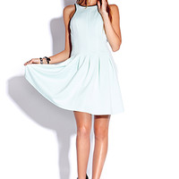 Striking Scuba Knit Dress | FOREVER 21 - 2000076478
